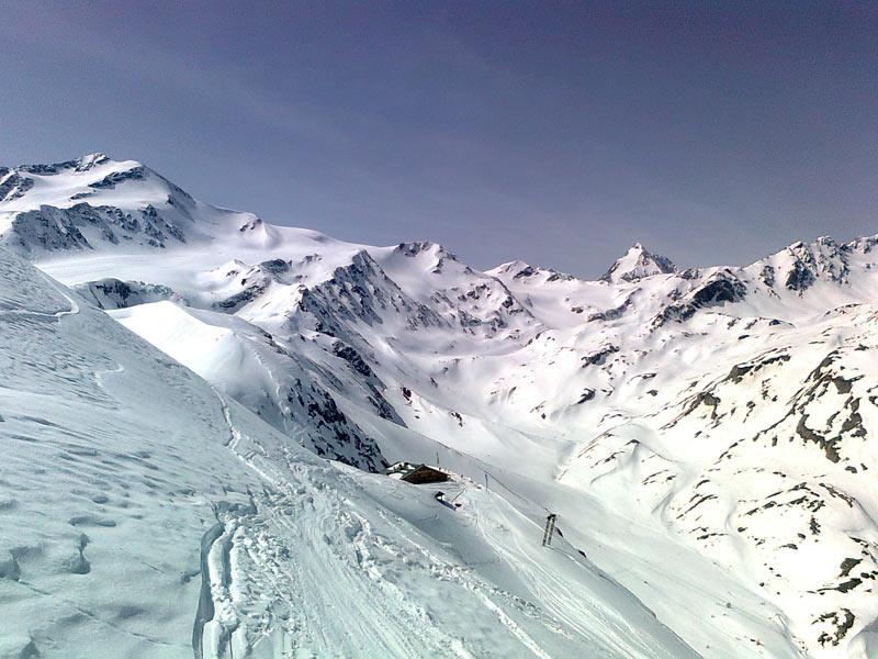 """""""Ortlerarlpen"""" – Ski-Durchquerung, eine Rundtour von Sulden am Ortler (April 2014)"""